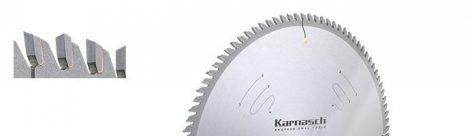 Karnasch HM cirkelzaagblad voor massief hout, platendeling