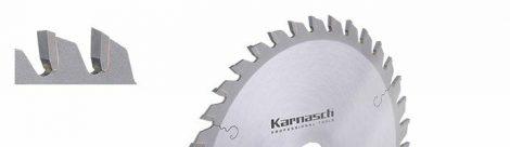 Karnasch HM cirkelzaagblad voor handcirkelzagen + Lamello BESTSELLER