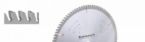 Karnasch HM cirkelzaagblad voor hard kunststof en abrasief materiaal