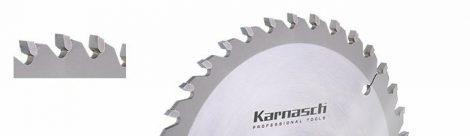 Karnasch HM-cirkelzaagblad voor grote vlakken + konische Ritzer