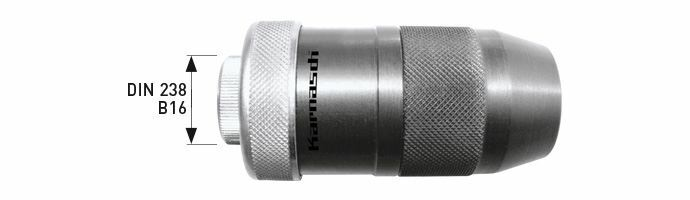 Karnasch Schnellspannbohrfutter 1-13mm Art: 201375