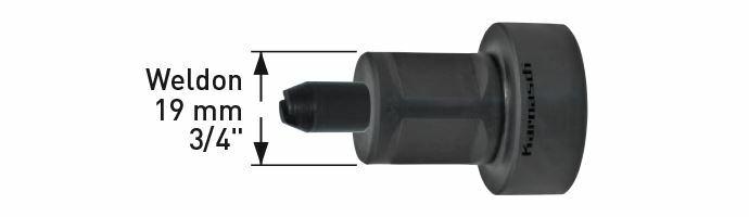 Karnasch Adapter Weldon 6-12mm Art: 201431