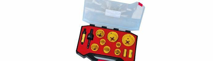 Karnasch Bi-Metall gatenzagen Koffer 16,20,22,25,29,35,44,51,64,68,76 mm Art: 201514 BESTSELLER