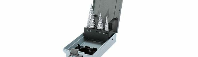 Karnasch trappenboor Set HSS-XE Art: 213008
