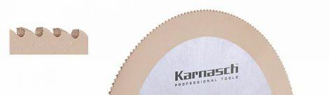Karnasch cirkelzaagblad HSS CO 5% gecoat