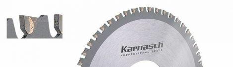 Karnasch Orbitaal buiscirkelzaagblad Hardmetaal voor Staal