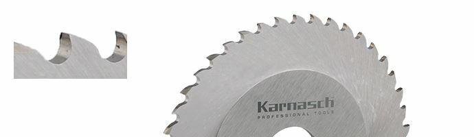 Karnasch Cirkelzaag HSS CO 5% voor GF-Säge 63x1,6x16mm 44 BW Art: 54010063010
