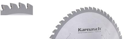 Karnasch Cermet Cirkelzaagblad, Dry-Cutter voor bouwstaal