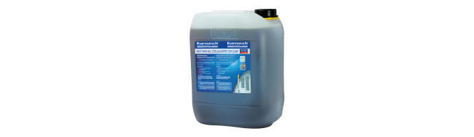 Karnasch MECUT-MMKS-MQL / STEEL/ALU/COPPER minimum hoeveelheid smeerolie 10l jerrycan Art: 601263